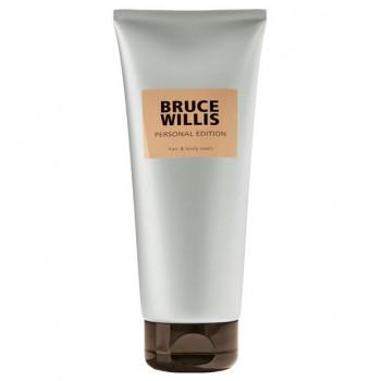 LR Bruce Willis Personal Edition Parfémovaný vlasový a tělový šampon 200 ml