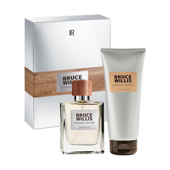LR Bruce Willis Personal Edition Série