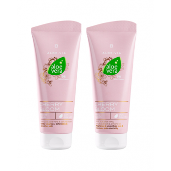 LR Aloe Vera Cherry Bloom Care Set 2 x 200 ml