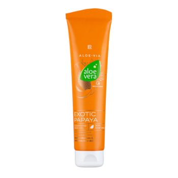 LR Aloe Vera Exotic Papaya čistící gel 150 ml