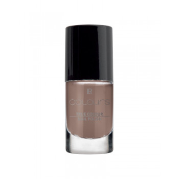 LR lak na nehty True Colour odstín Brown Truffle 5,5 ml