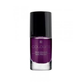 LR lak na nehty True Colour odstín Lady Lilac 5,5 ml