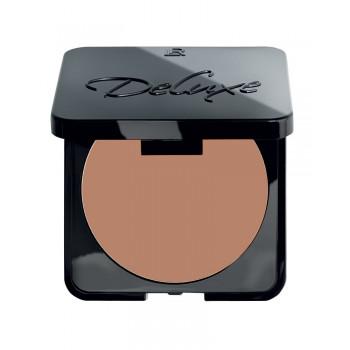LR Deluxe Kompaktní podkladová báze Perfect Smooth odstín Dark Beige 8,5 g