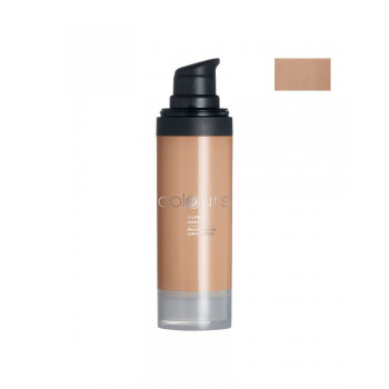 LR Colours bezolejový make-up Light Caramel 30 ml