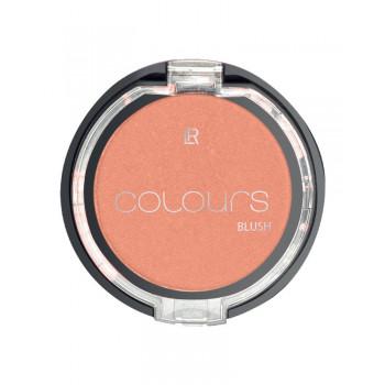 LR Colours Pudr růž odstín Cold Apricot 4 g
