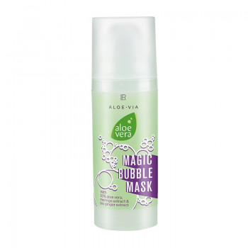 LR Aloe Vera Magic Bubble Mask 50 ml