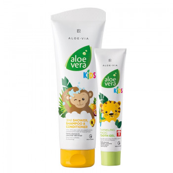 LR Aloe Vera Jungle Friends Série 250 ml + 50 ml