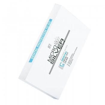 LR Microsilver Plus Žvýkačky pro péči o chrup 10 x 1,4 g