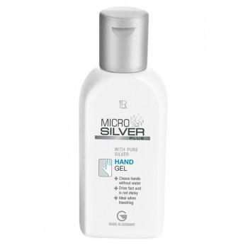 LR Microsilver Plus Gel na ruce 75 ml
