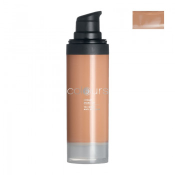 LR Colours Krémový make-up Medium Caramel 30 ml