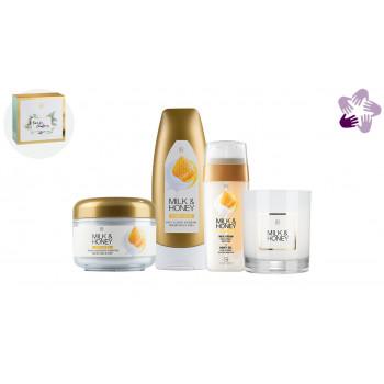 LR Milk & Honey Série + Dárkový box