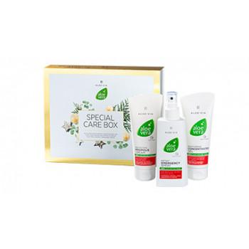 Aloe Vera Box první pomoci vánoční balení 2 X 100 ML 1 X 150 ML